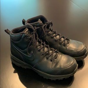Men's Size 9 1/2 Nike Manoa Boots